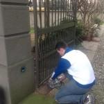 Installazione cancello automatico Brescia