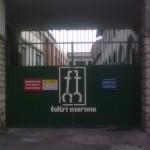 Ingresso automatico azienda Brescia