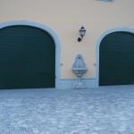 Porta decorativa sezionale