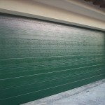 Porta Sezionale Verde a Brescia