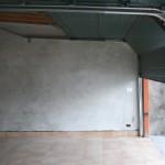 Porta sezionale aperta Brescia